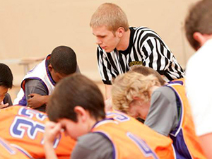 Youth Sports Referee Application