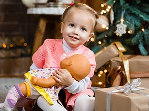 Angel Tree Christmas Gift Purchase & Delivery
