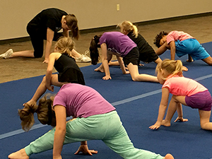 Tumbling Classes Summer