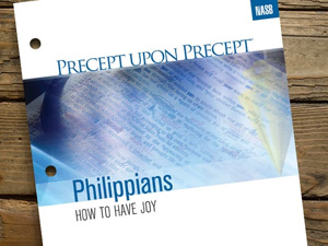 Precept Upon Precept: Philippians