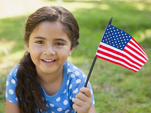 Preschool Childcare for An American Celebration 2019